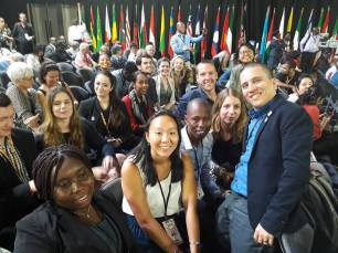 IFAW Youth Delegates @ CITES CoP 17 Opening Ceremony